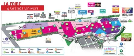 cPlan foire internationale 2015